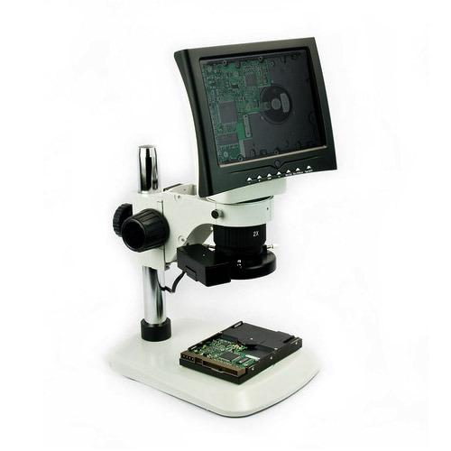 LCD Stereo Microscope