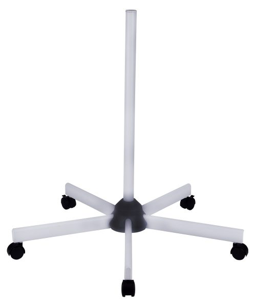Floor Stand with 5 Legs with Wheels