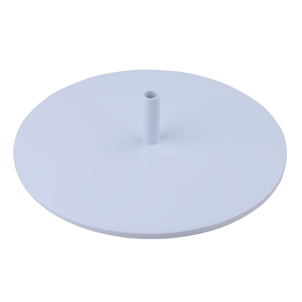 Table Stand with Chrome Ring