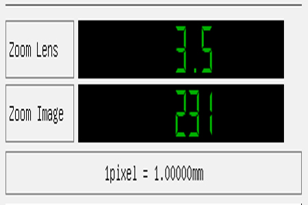 Intelligent Calibration with Zoom Option