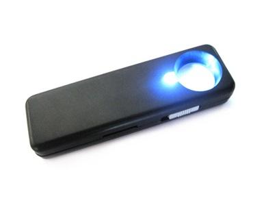 KHM05005 – 10x-19mm Handle Magnifier with LED