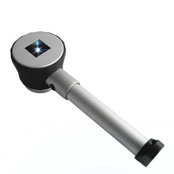 KHM8011 – 10x-26mm Handle Magnifier with Scale