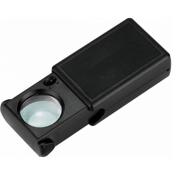 KHM9881 – 45x – 25mm Sliding Magnifier with 2 LED's