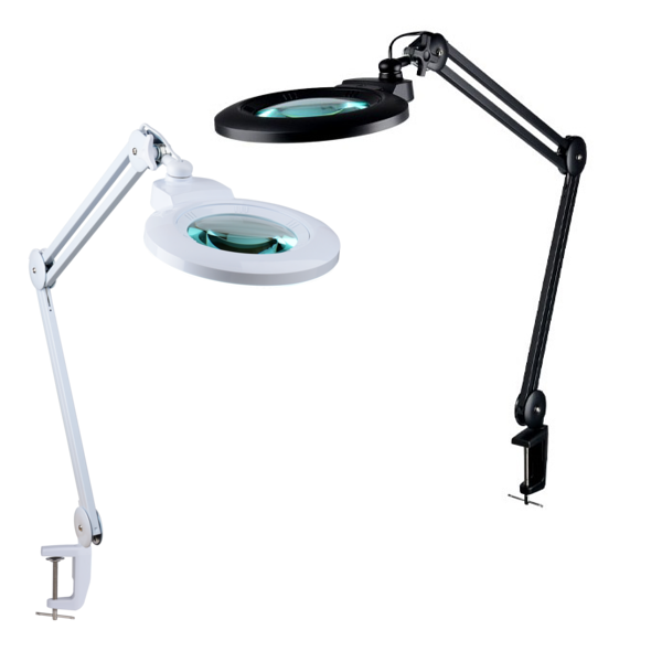 Industrial Magnifying Lamps