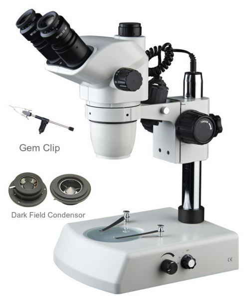 Gem Stereo Zoom Microscope