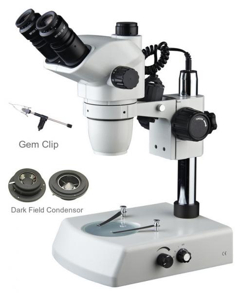 Gem Stereo Zoom Microscope