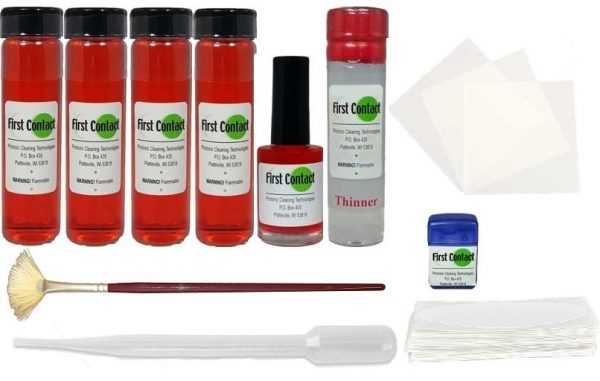 Red First Contact Deluxe All-Inclusive Kit – RFCDAI