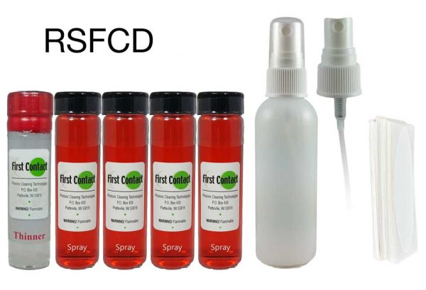 Red Spray First Contact Deluxe Kit – RSFCD