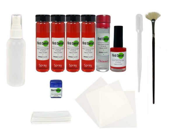 Red Spray Deluxe Astronomy Kit – RSFCDA