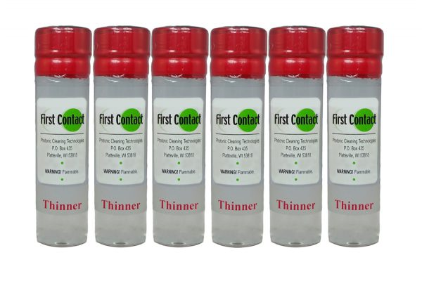 Red First Contact Thinner Kit – RTFCK