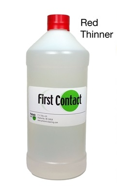 Red First Contact Thinner 1000 ml – RTFCL