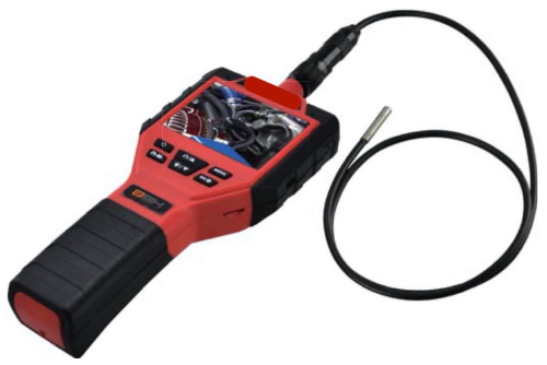 Industrial Video Borescope - KVB05B