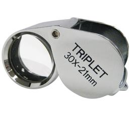 Triplet Loupe 30x/21mm – KTL7014